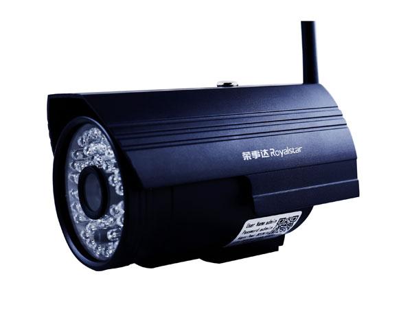 室外枪型摄像机